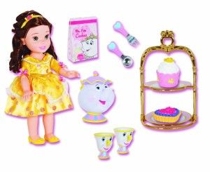 Disney Princess Party Time Doll – Belle