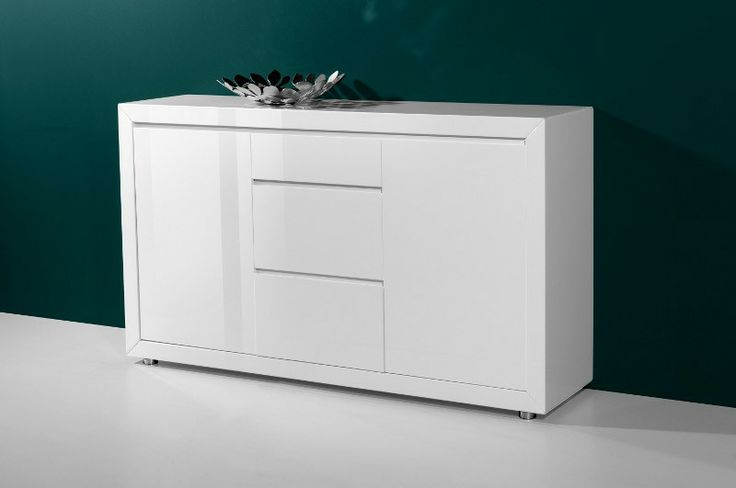 Perfect Sideboard Finito t rig Schubladen Weiss