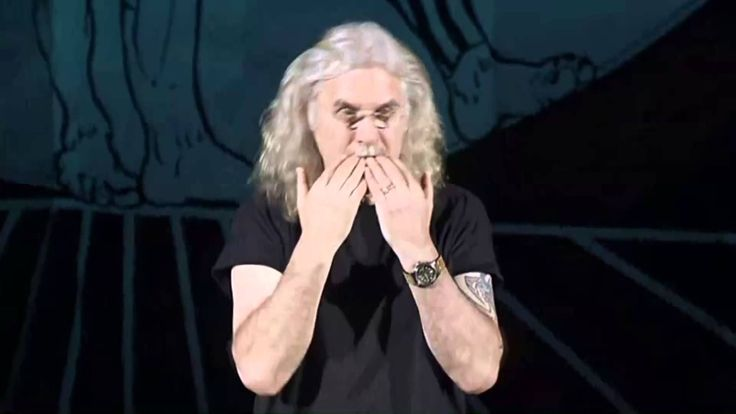 Billy Connolly Live In London - Billy Connolly Stand Up Comedy 2015