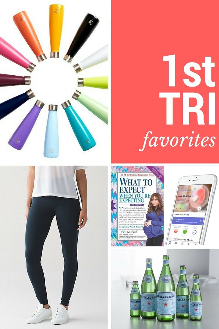First Trimester Must-Haves | Items that got me through the first 12 weeks of pregnancy, and beyond!