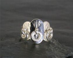 Traditional Samisk Ring / Juhls