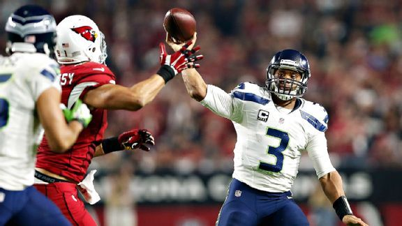 The Seattle Seahawks have enjoyed quite the late-season turnaround. After posting a 3-3 record through the season's first seven weeks, at the time placing two games behind the NFC West-leading Arizona Cardinals and outside the NFC wild-card picture, they have gone 8-1 with the league's second-best point differential (+108) to not only move into a tie for the division lead but also giving them a fighting chance for the conference's top playoff seed.