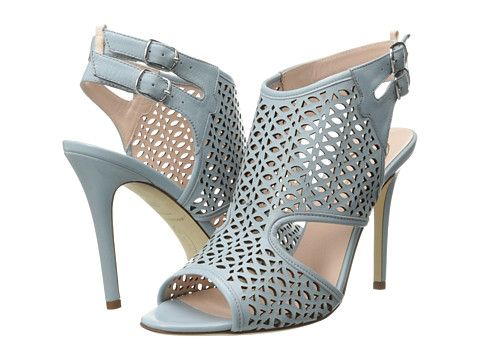 SJP by Sarah Jessica Parker Joanna Cement Blue - Zappos Couture