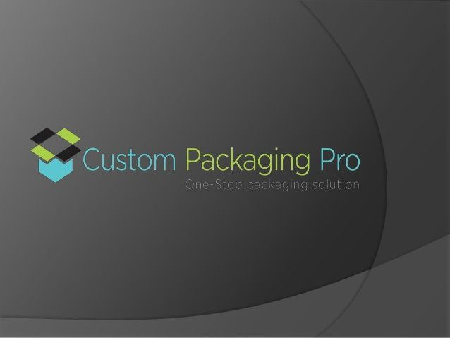 Custom Packaging Pro is one of the leading product packaging company in the USA. Get packaging solutions that enhance the security, value, and convenience of products with CPP. For more info please visit: https://www.custompackagingpro.com/