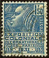 France 1931, Exposition Coloniale Internationale (Deco)