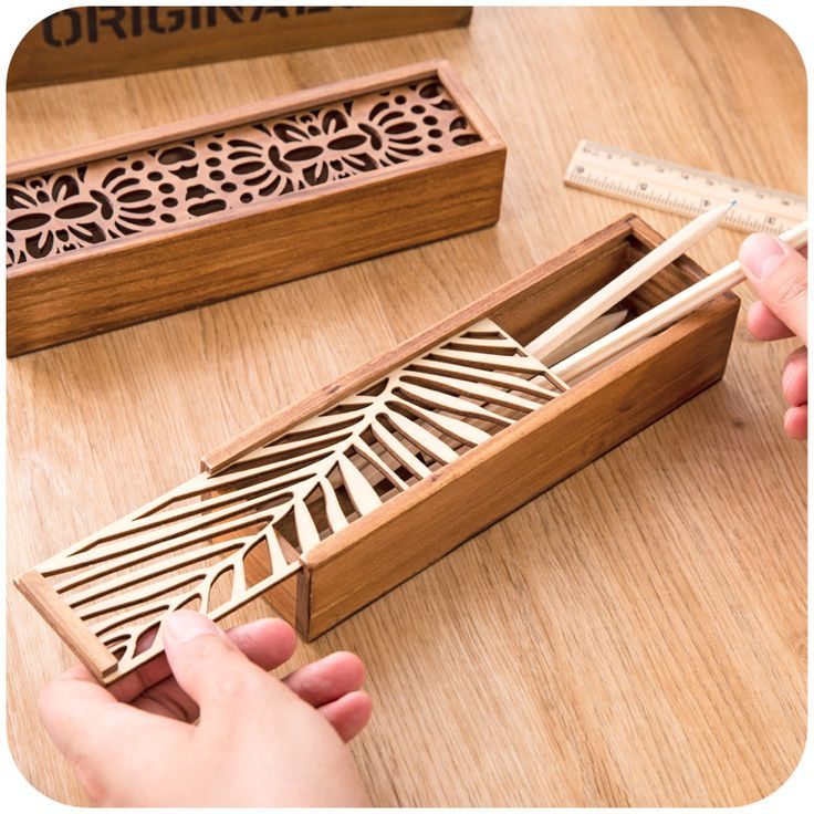 Best 25+ Wooden pencil box ideas on Pinterest | Wooden
