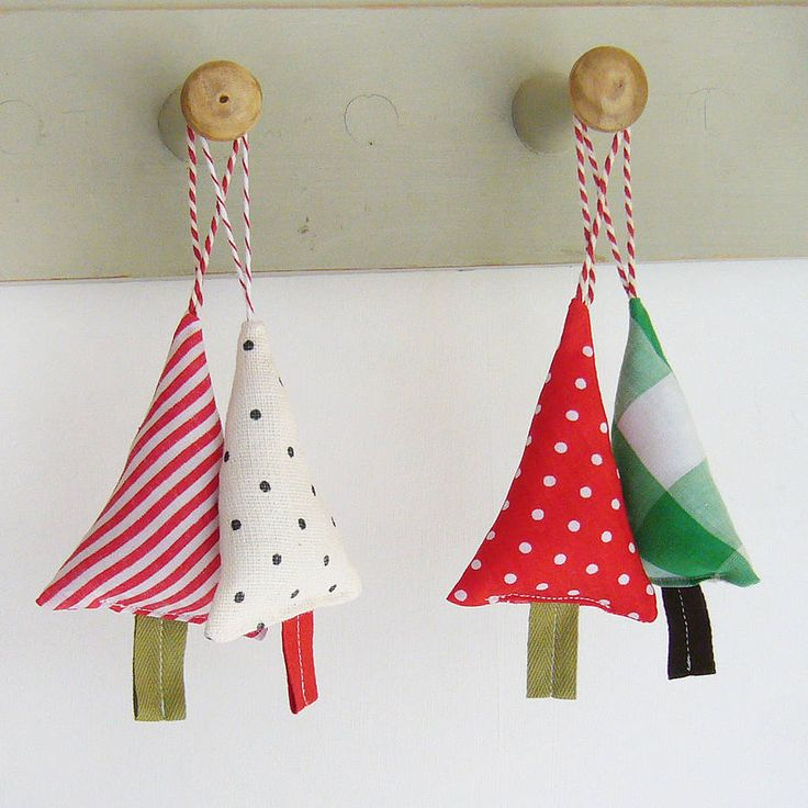 Handmade Christmas Tree Decorations