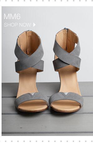 MM6 Maison Martin Margiela Shoes
