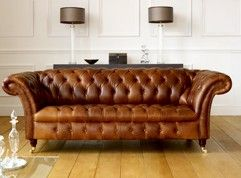 barrington vintage leather sofa. Interior Design Ideas. Home Design Ideas