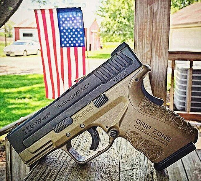 Springfield Armory  Mod. XD-45 Sub-Compact Mod. 2 Find our speedloader now!  http://www.amazon.com/shops/raeind