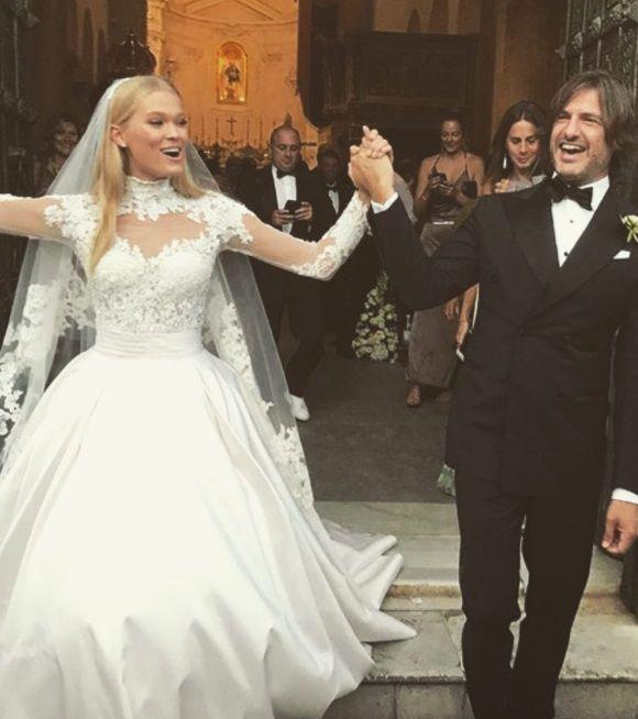 Romantická svadba anjelika zVictoria's Secret: Na zozname hostí nechýbala ani krásna Michaela Kocianová! | Casprezeny.sk