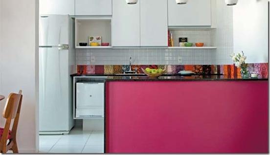 Casa Claudia: Decor Kitchens, Kitchen Decor, Decoration, Nk Decoraçõ, Decoraçõ Of, Pink Kitchens, Kitchen, Casa Nova, Ambient Decoration