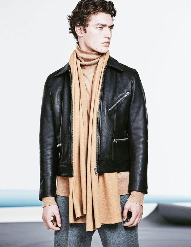 h m куртки мужские осень