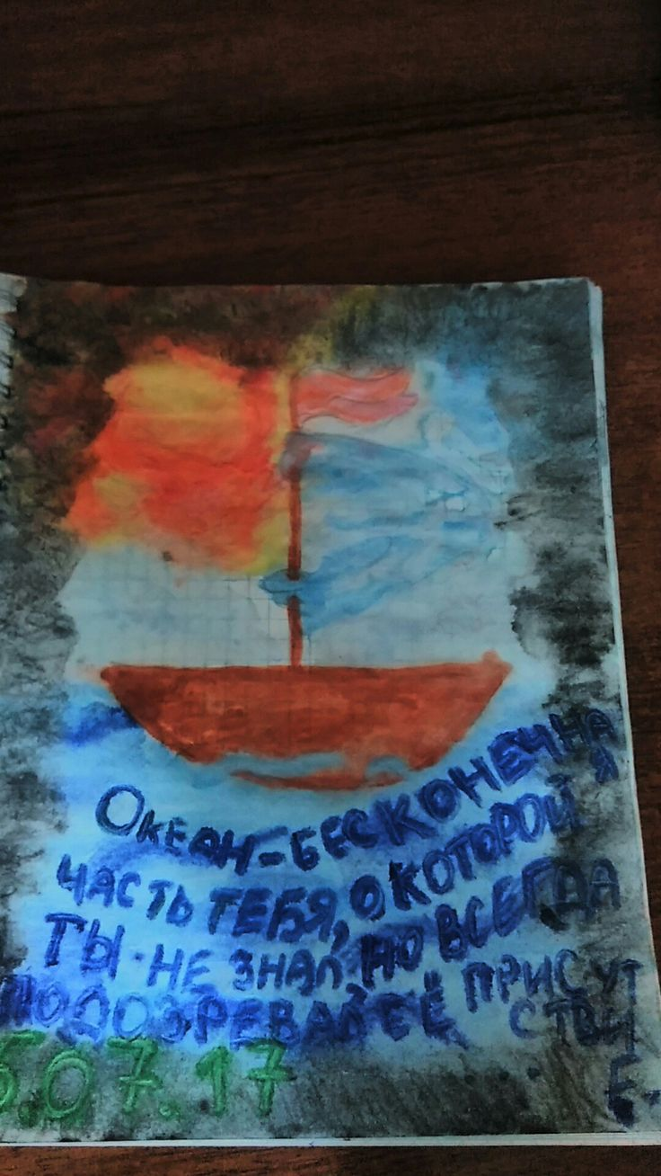 Океан -бесконечная часть тебя, о которой ты не знал, но всегда догадывался о его существовании... Оформление ЛД (Личного Дневника) Ключевые слова: океан бесконечно бесконечность чать частичка ты тебя мы не знаешь догадываешься подозрение подозревал её ее существо существование корабль волны цитата парус парусник рисунок картина рамка рама краски цвет акварель