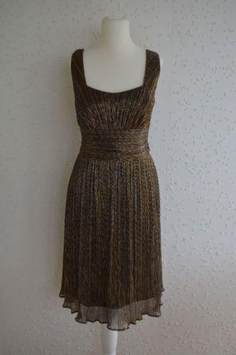 Details Zu Luxus Designer Kleid Festkleid Cocktailkleid Von Joseph Ribkoff,  M / 38, Wie Neu