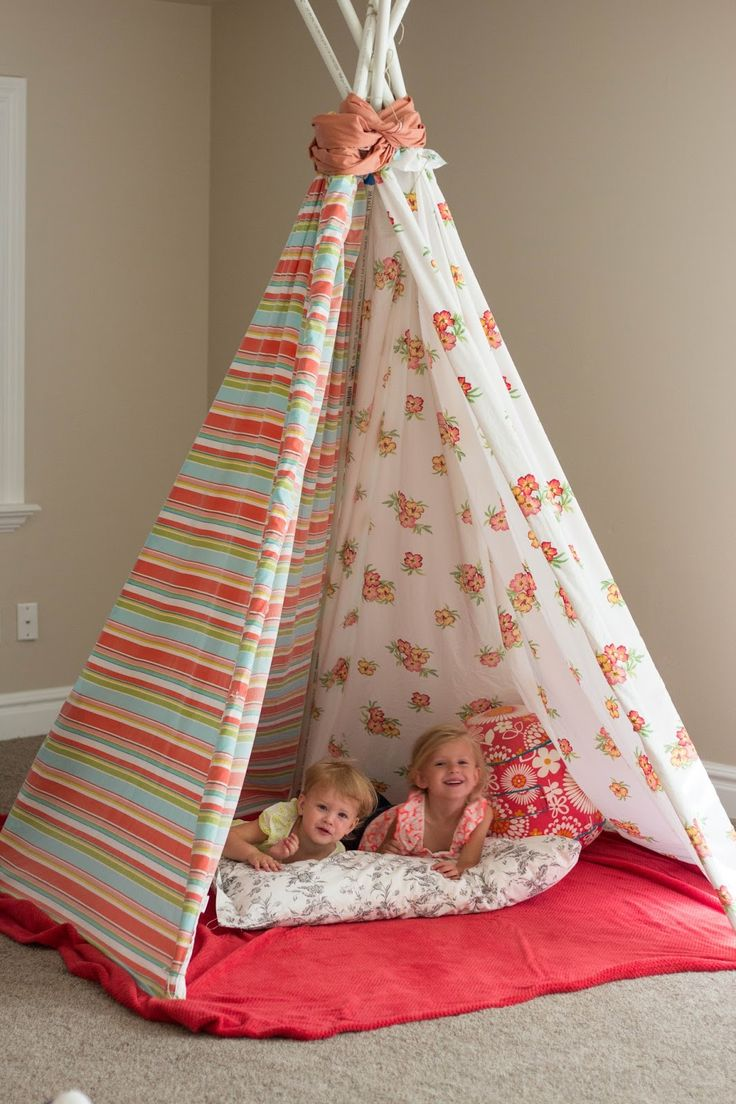 607 best teepee images on pinterest child room tents and ad home. Black Bedroom Furniture Sets. Home Design Ideas