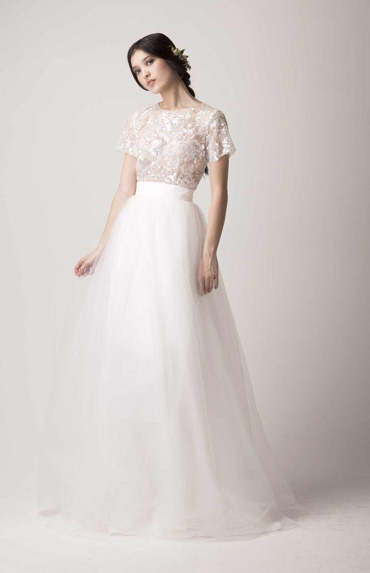 118 besten Hochzeitslook Bilder auf Pinterest | Kleid hochzeit ...
