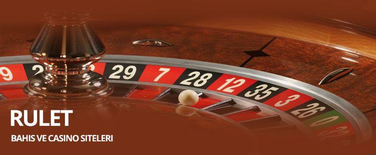 Rulet Oynanan Bahis Siteleri    Bahis, casino sektöründe ve dünyaca ünlü birçok filme konu olan Rulet oyunu son yılların en popüler şans oyunlarından biridir. Rulet oyunu tamamen şansa bağlı olan kesinlikle hile yapılamayan bir şans oyunudur. Oyun temel olarak sabırlı olmayı hedefler.