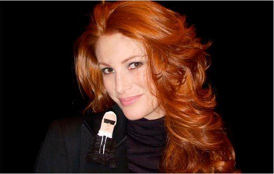 Redhead angie shearer
