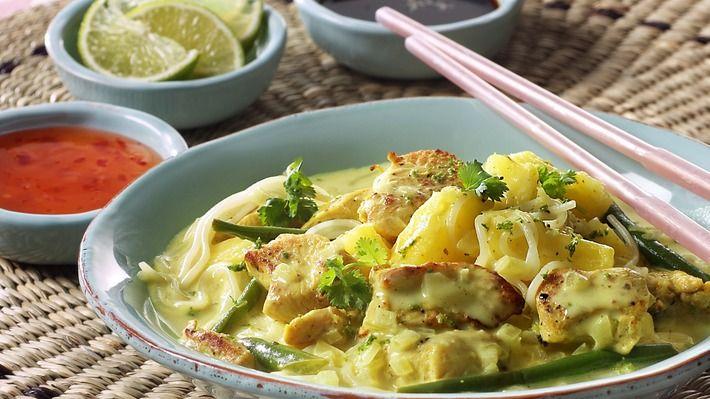 Vietnamesisk kylling i karri - Kos - Oppskrifter - MatPrat