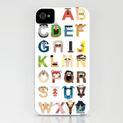Muppet Alphabet iphone case: Iphone Cases, Ipod Cases, Phones Cases, Iphone Covers, Mike Boone, Quality Iphone, Buy Muppets, Muppets Alphabet, Alphabet Iphone