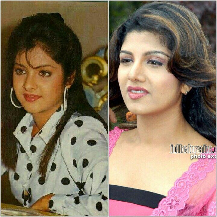 Divya Bharti-Rambha