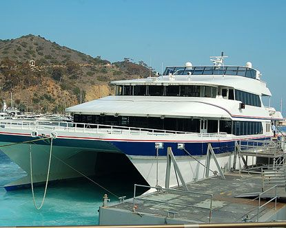 Catalina Island Ferry Dana Point Schedule