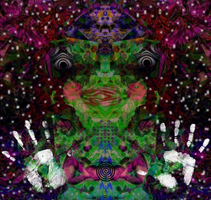 """#ser del #planeta #batracio"""" #personaje #abstracto de #cienciaficcion realizado a traves de #fotomanipulacion digital con #gimp. Ver más en: www.librecreacion.net www.sirenasinmar.blogspot.com www.facebook.com/SugarherArts"""