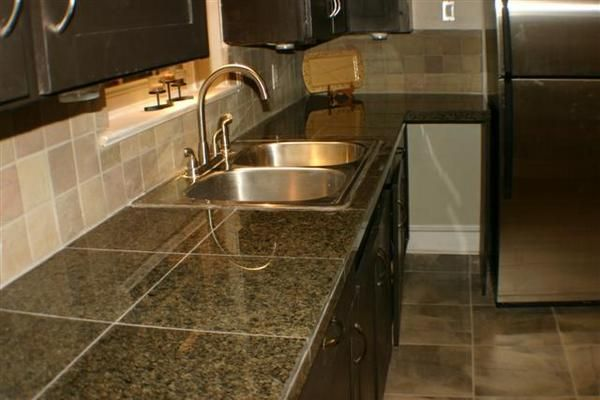 Ceramic Tile Kitchen Countertop Tile Countertops Kitchen Tile Countertops Kitchen Countertops