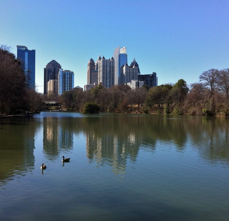 Everything You Need To Do This Fall In Atlanta