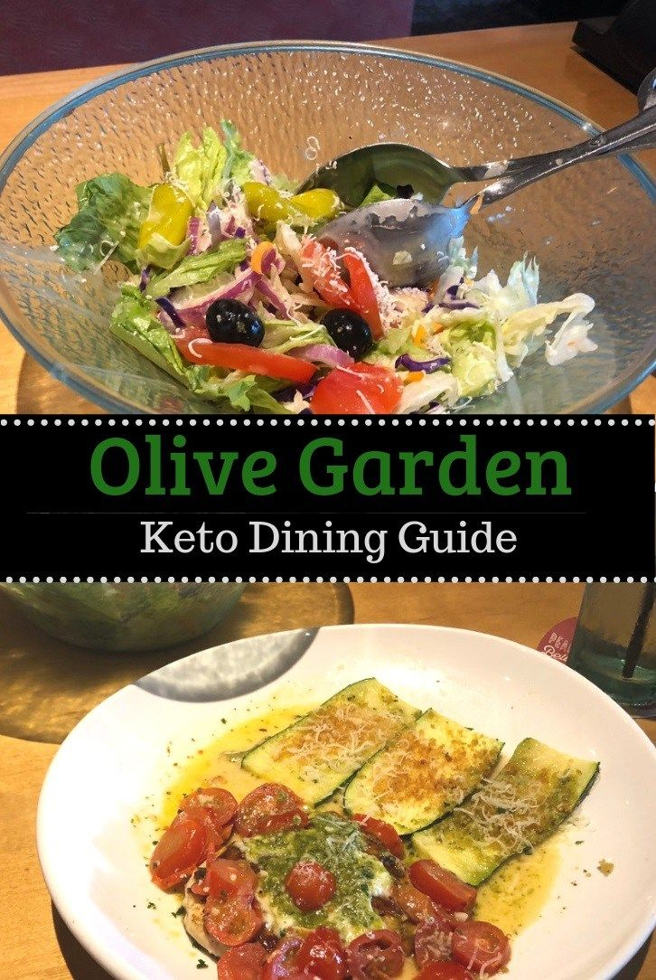 What Should I Order At Olive Garden Keto Dining Guide Keto Fast