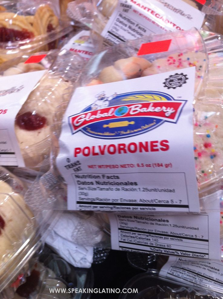 POLVORONES - a type of cookie from Puerto Rico. For more resources to Learn Puerto Rican Spanish take a look at this list: http://www.speakinglatino.com/learn-puerto-rico-spanish-slang/ #puertorico #learnspanish #spanish