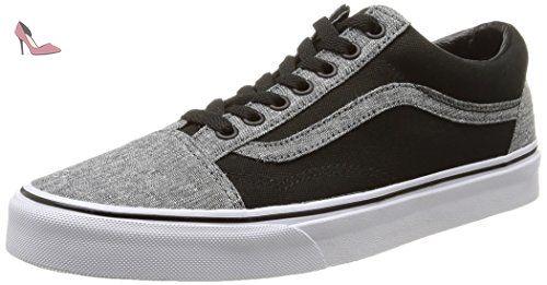 Vans U Old Skool, Sneakers Basses mixte adulte, Multicolore (C&C/Black/Pewter), 43 EU - Chaussures vans (*Partner-Link)