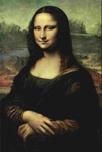 Leonardo Da Vince - Monna Lisa (1517)
