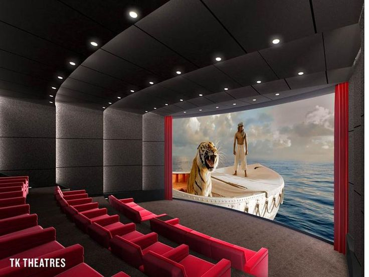 Build The Ultimate Home Cinema With IMAX Private Theatre