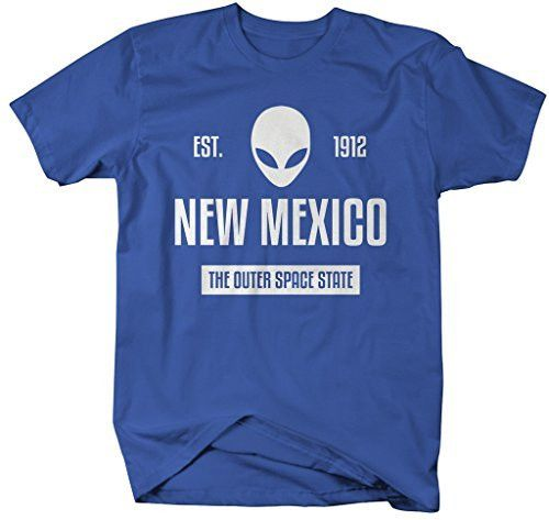 Men's New Mexico State Nickname Shirt The Outer Space State T ...