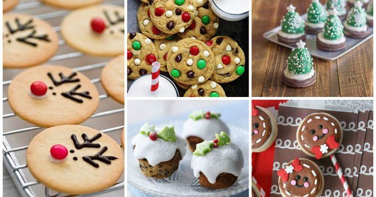 20 adorabili dolcetti di Natale