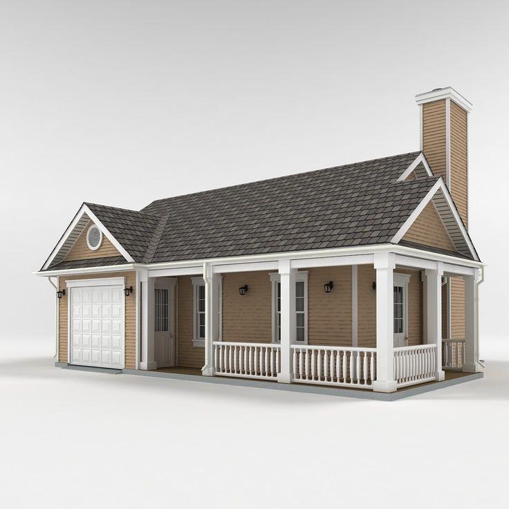 3d story cottage 26