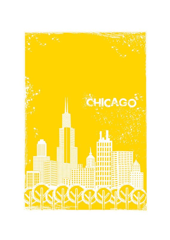 15 best Chicago Themed room images on Pinterest | Bathrooms decor ...