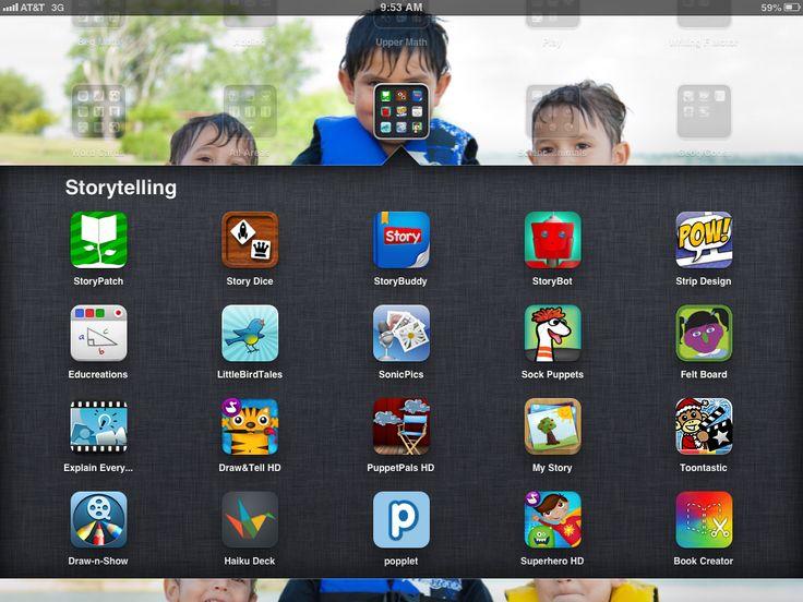 Apps para contar historias