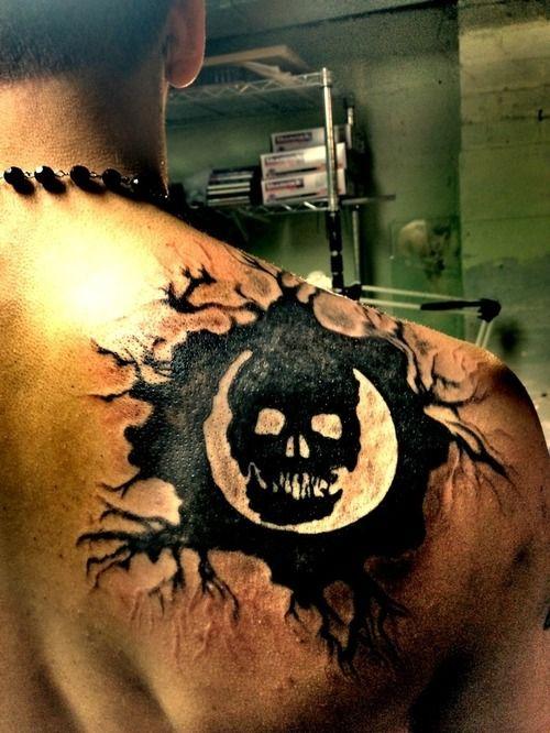 50 tatuagens do game Gears Of War