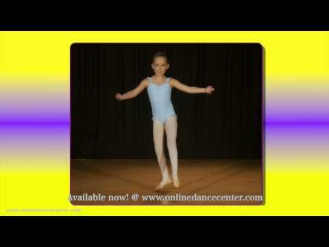 Ballet Dancing For Children. I specially designed this with children ages 5 through 9 in mind. In this DVD ballet steps and how to put them into a dance. The dance is demonstrated and explained step-by-step followed by a performance, so it's easy to dance along.  (Download the accompanying music free at  http://www.onlinedancecenter.com/index.html   Watch the Preview  http://www.youtube.com  /watch?v=4S2lxvMcvpE    Get it: http://www.onlinedancecenter.com/ballet-dancing-for-children.html