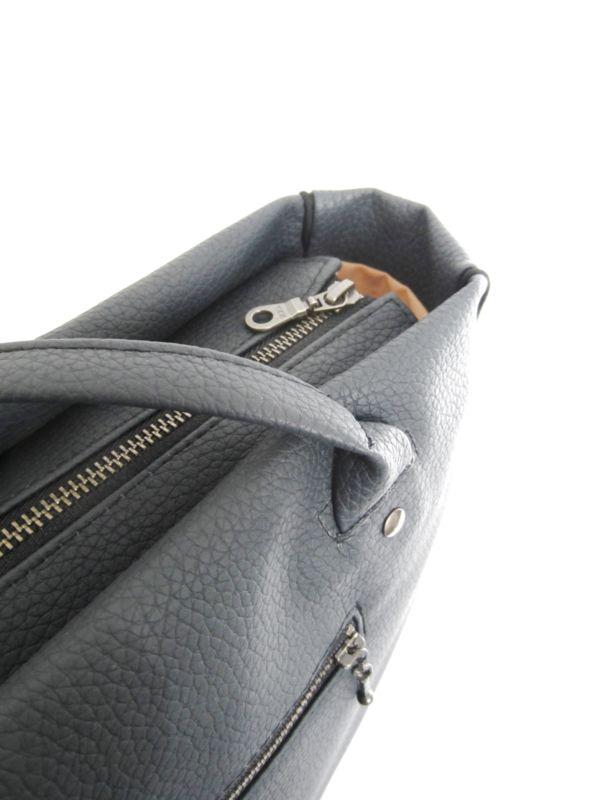 Love handmade bags! Perfect workbag - everyday bag Handmade vegan leather.