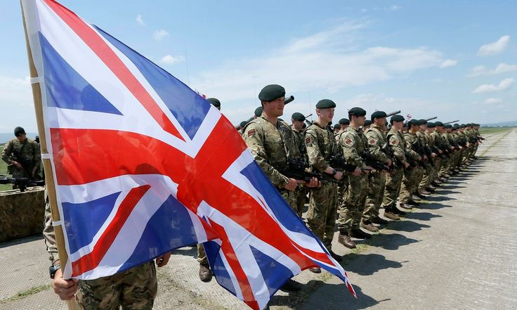 Falklands war veteran and ex-SAS chief add their names to group urging military personnel to vote for Britain to leave EU