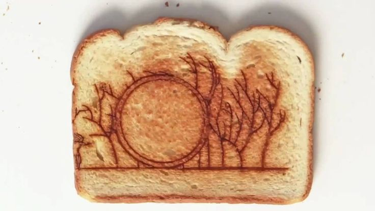 OK Go - Last Leaf - Official Video. Love the song and love the idea of animating slices of toast. Doesn't get more creative than this.