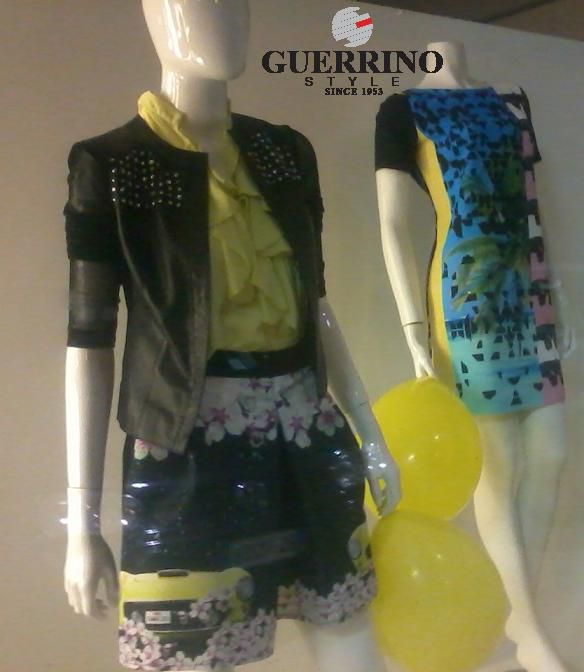 PINKO TOTAL LOOK by Guerrino Style WOMAN* Spring*Summer 2013