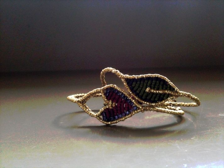 Zoe Kompitsi bracelets