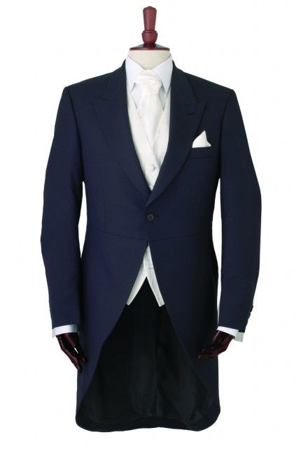 Moss bros carisbrooke morning suit Again the Right colour and cut for Paul