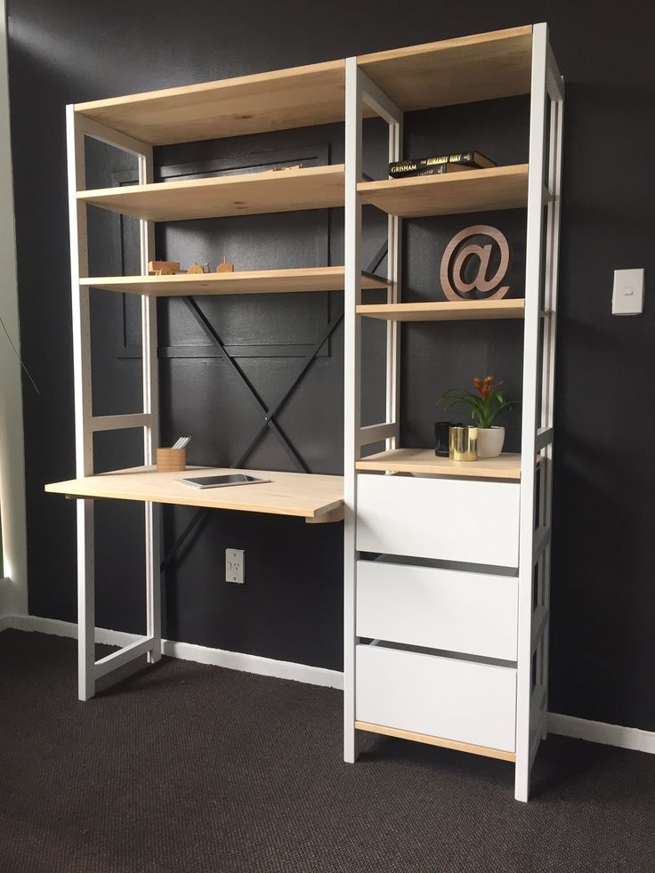 Home Desk and Storage by Lundia NZ