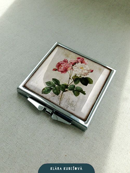 Růže 2 - zrcátko
